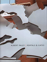 Albert Paley: Portals and Gates publication cover