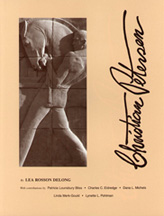 Christian Petersen: Sculptor publication cover
