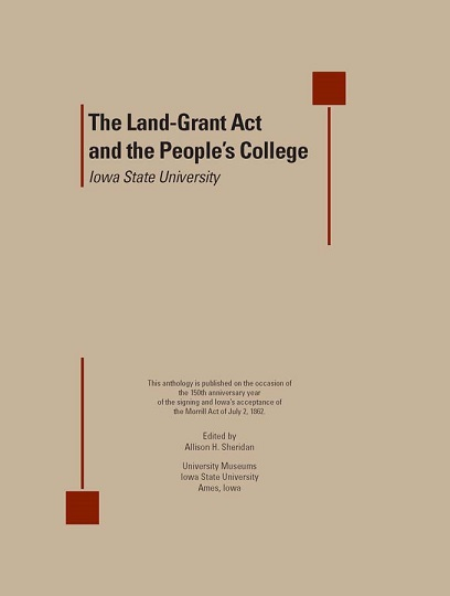The Land-Grant publication cover