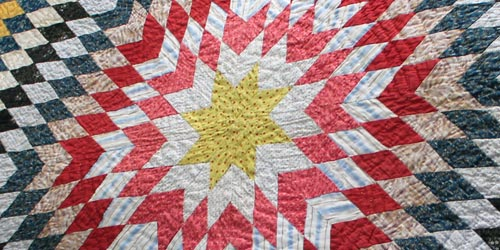 View post titled The Powerful Stories Told Through Quilts