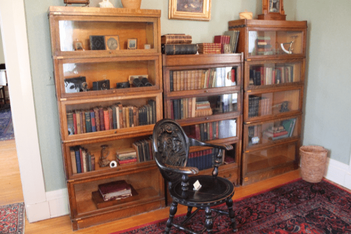 View post titled The Farm House Museum Library & Book Collection