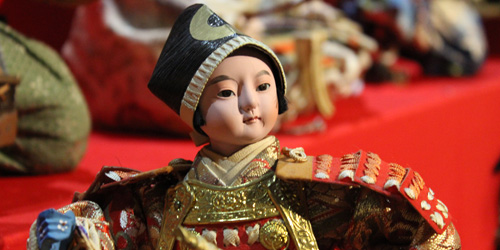 View post titled Japanese celebrate festivals with traditional dolls displays